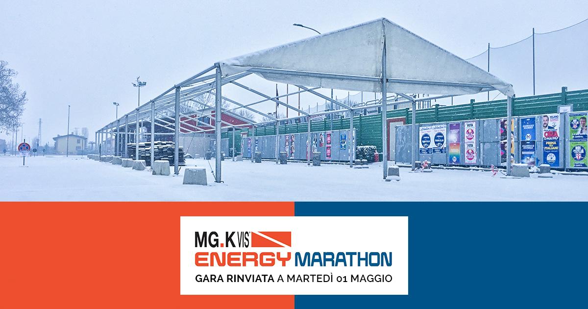 Energy-Marathon-Gara-rinviata